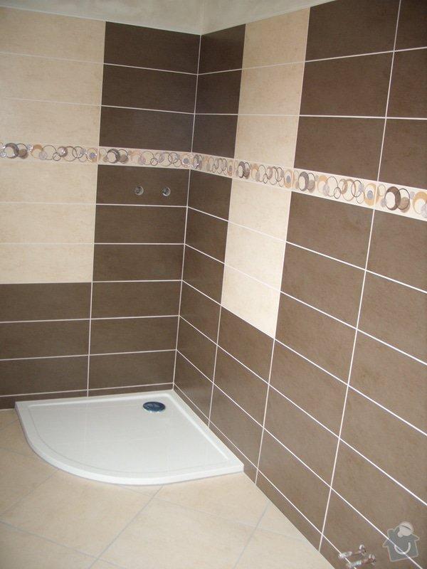 Obložení koupely, WC, prostoru mezi kuchyňskou linkou: SS856845