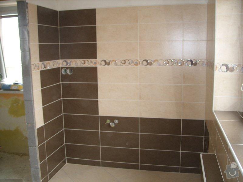 Obložení koupely, WC, prostoru mezi kuchyňskou linkou: SS856847