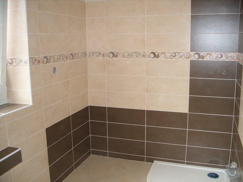 Obložení koupely, WC, prostoru mezi kuchyňskou linkou: SS856848