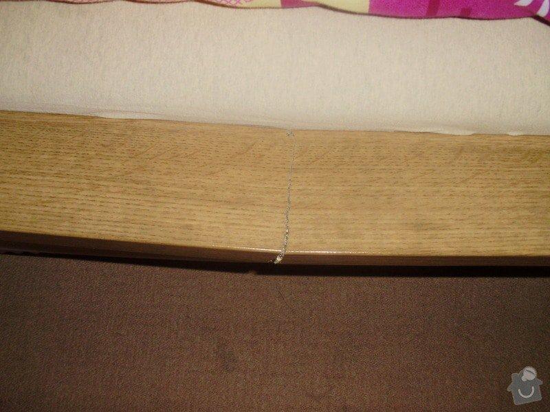 Truhlářské práce (oprava postele): P9080004