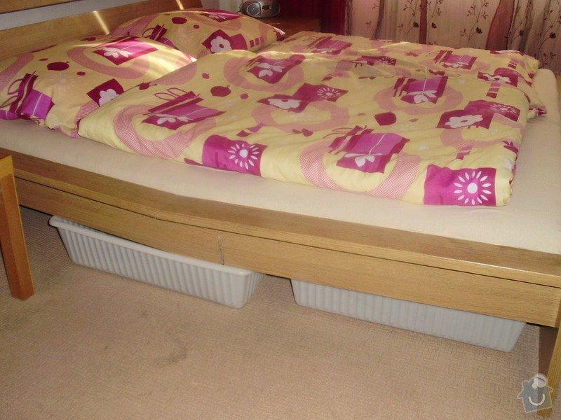 Truhlářské práce (oprava postele): P9080006