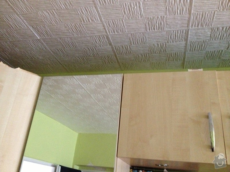 Sádrokarton na strop 1 pokoj panelák 22 m2: IMG_2116_1_