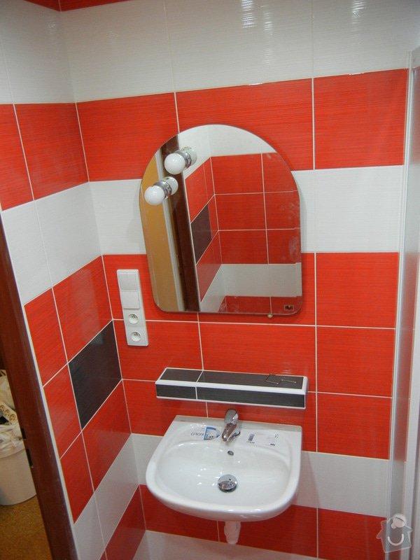 Rekonstrukce bytového jádra/koupelna+WC: DSCN1508