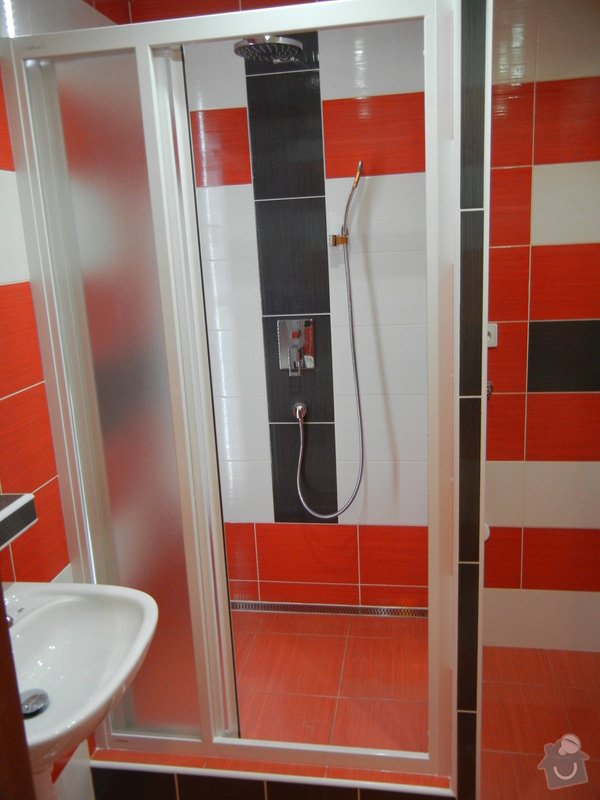 Rekonstrukce bytového jádra/koupelna+WC: DSCN1509