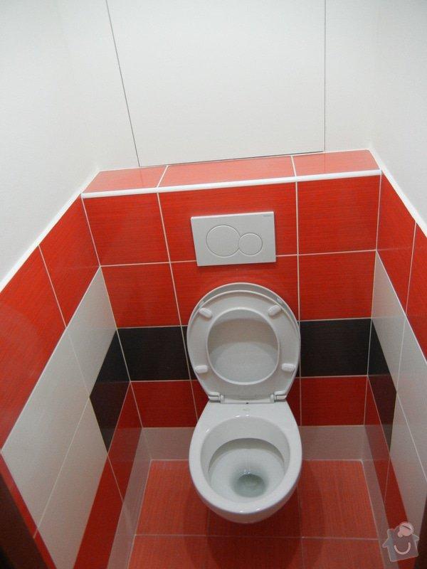Rekonstrukce bytového jádra/koupelna+WC: DSCN1510