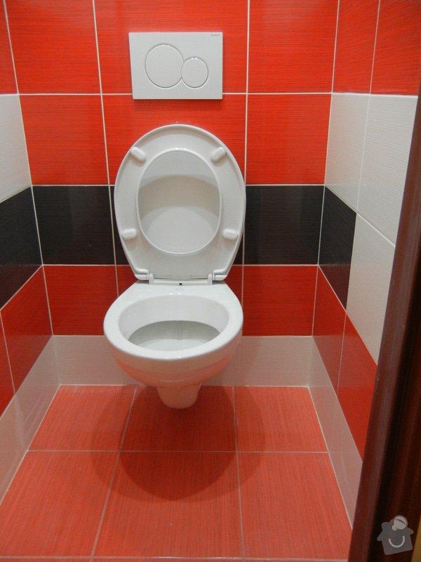 Rekonstrukce bytového jádra/koupelna+WC: DSCN1511