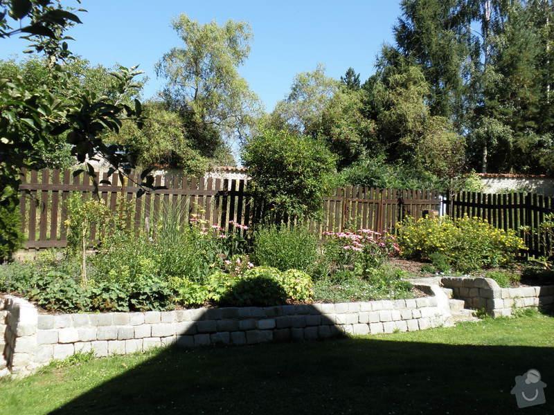 Údržba zahrady: P8191626