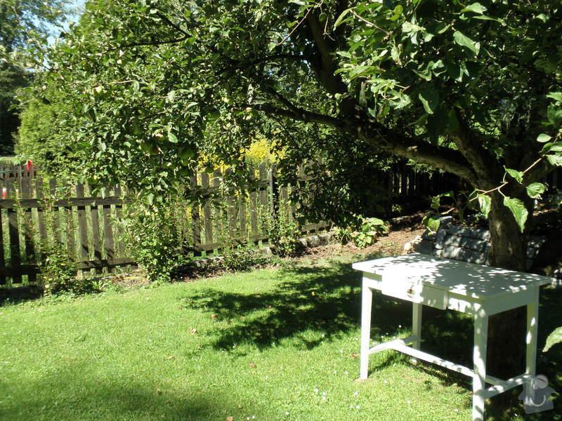 Údržba zahrady: P8191628