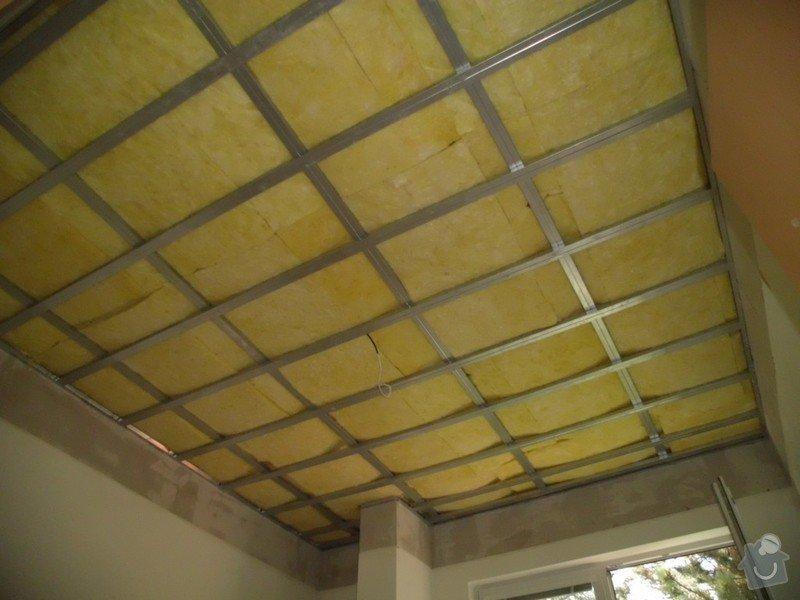 Úprava sádrokartonového podhledu: rekonstrukce_08