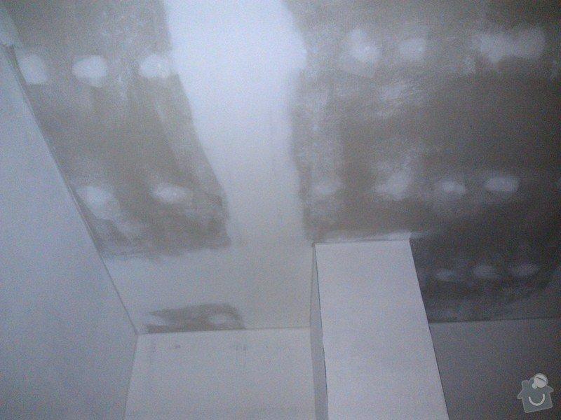 Úprava sádrokartonového podhledu: rekonstrukce_09