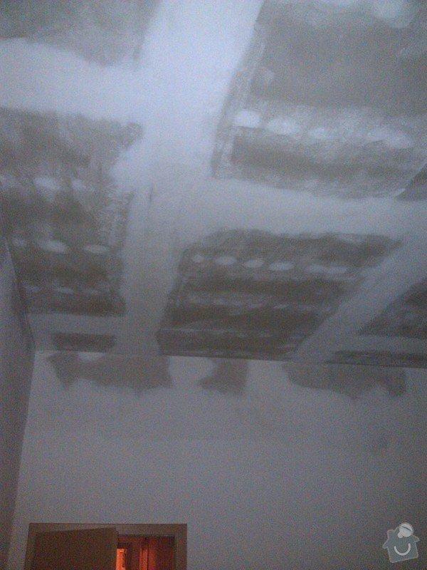 Úprava sádrokartonového podhledu: rekonstrukce_10