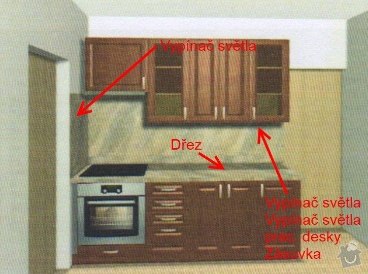 Montáž kuchyně: Vysledek