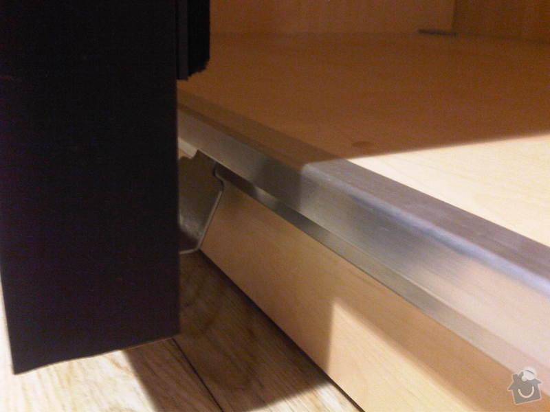Výroba vestavěné skříně: IMG-20130530-00331