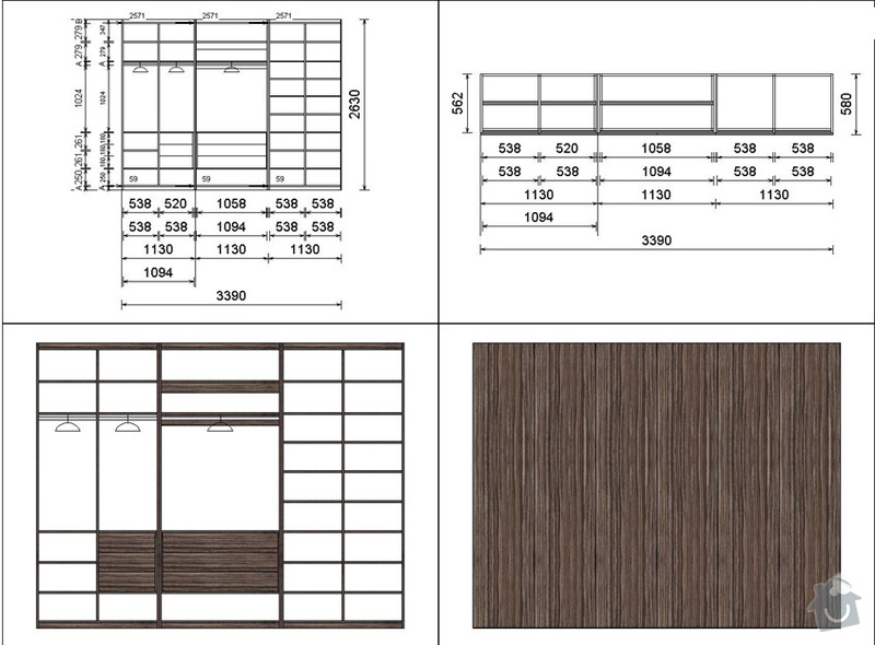Výroba vestavěné skříně: Bez-nazvu-1