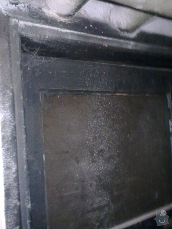 Oprava starých dřevěných dveří a futer.: 09092013383