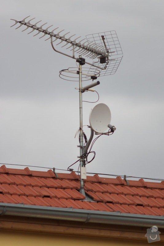 Montáž anténního stožáru na střechu: IMG_9311