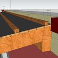Konstrukce garazoveho stani pristresek stani14x14 rozmery2