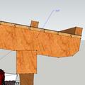 Konstrukce garazoveho stani pristresek stani14x14 rozmery5