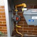 Vymena regulatoru tlaku plynu plyn