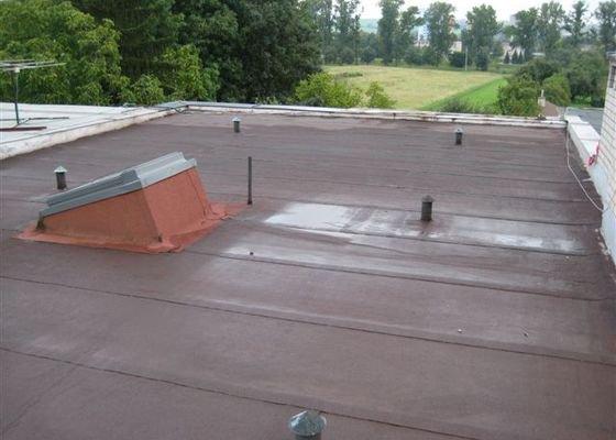 Zateplení ploché střechy