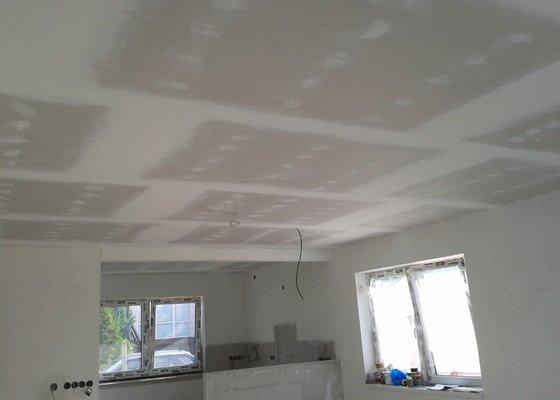 SDK stropy v novostavbě - 116 m2