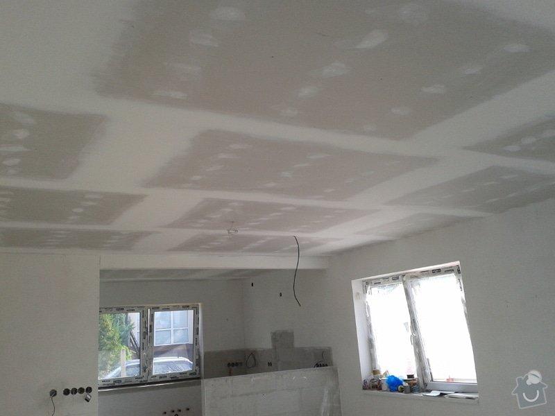 SDK stropy v novostavbě - 116 m2: Vlasatice1