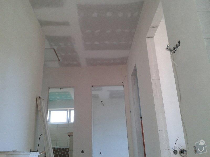 SDK stropy v novostavbě - 116 m2: Vlasatice2