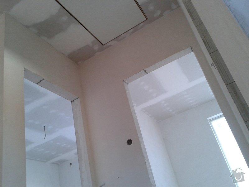 SDK stropy v novostavbě - 116 m2: Vlasatice3