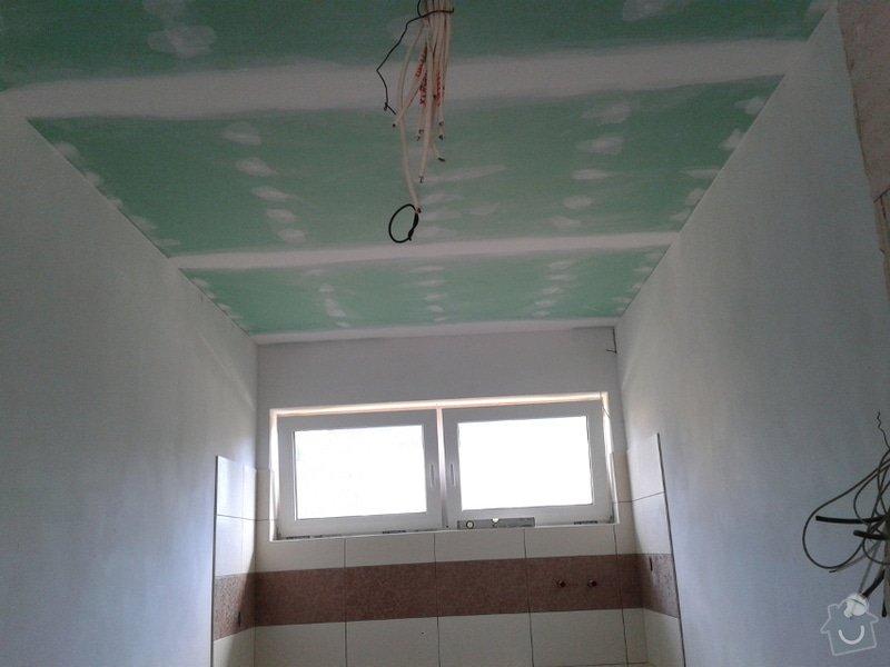 SDK stropy v novostavbě - 116 m2: Vlasatice4
