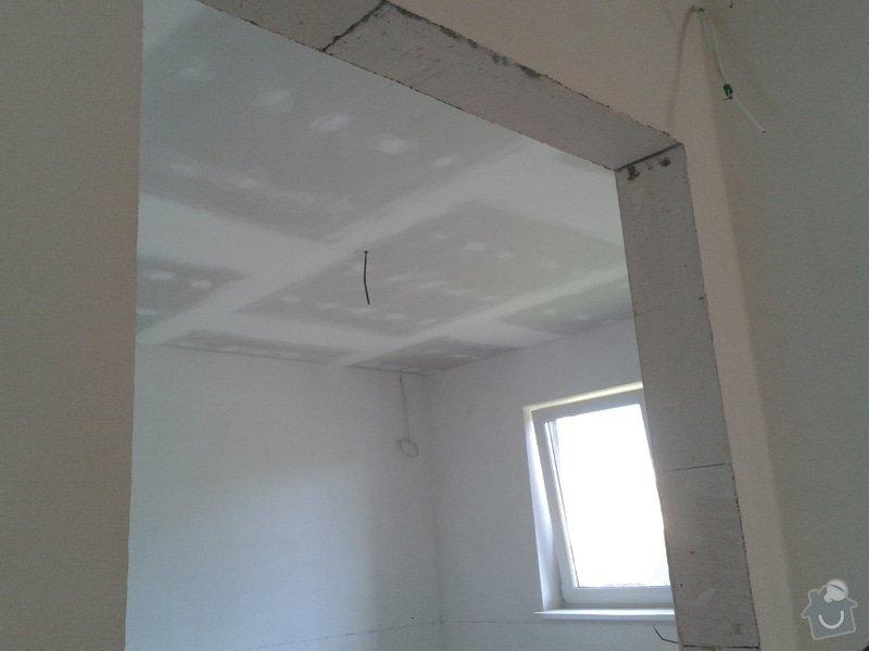 SDK stropy v novostavbě - 116 m2: Vlasatice5