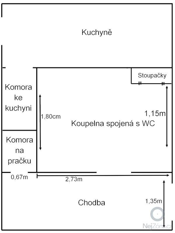 Rekonstrukce bytového jádra: planek_2_PO