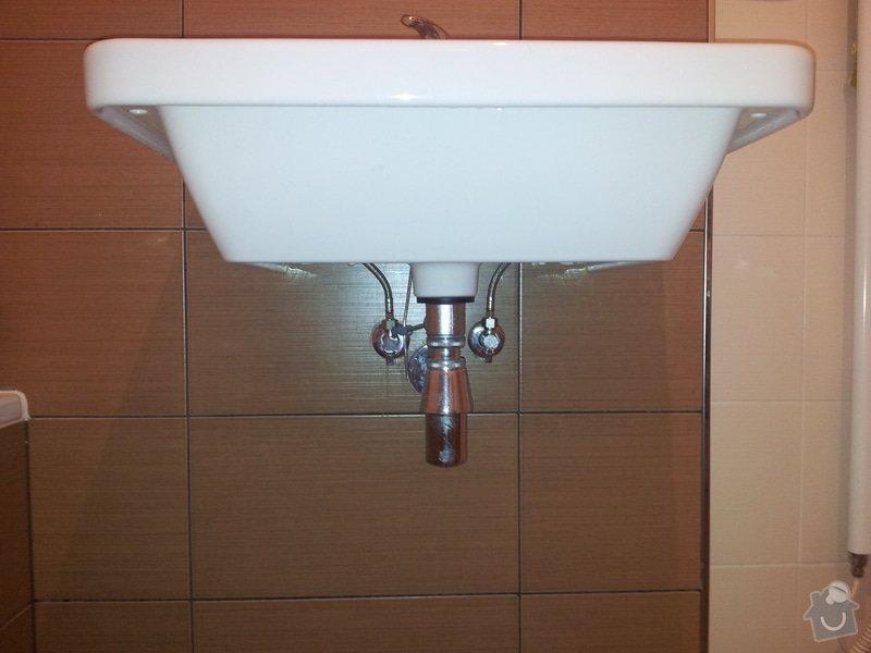 Vyroba dvou supliku pod umyvadlo na miru: 20130915_174713