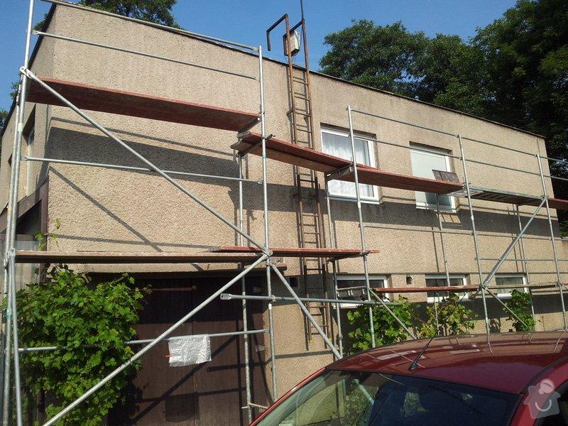 Rekonstrukce fasády Ostrava - Hrabová: 20130718_083400