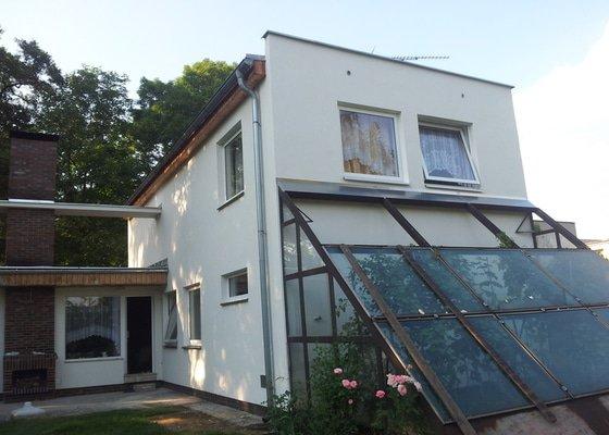 Rekonstrukce fasády Ostrava - Hrabová