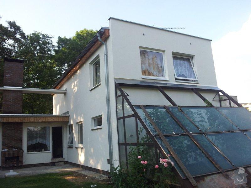 Rekonstrukce fasády Ostrava - Hrabová: 20130806_180427