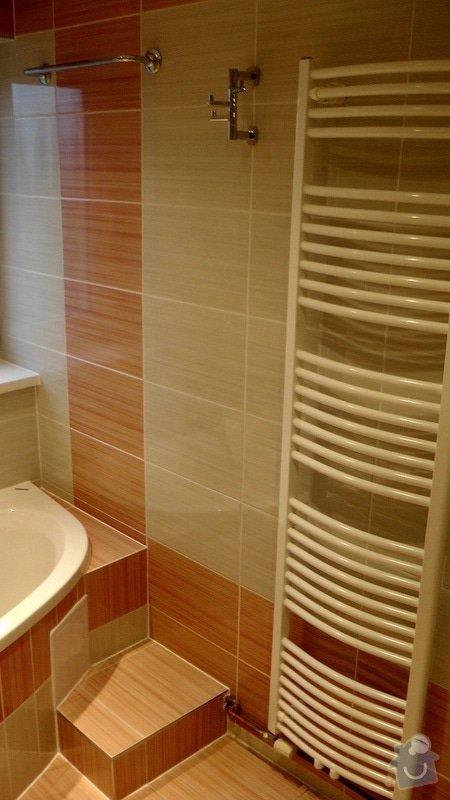Kompletní rekonstrukce koupelny a toalety: 185-03