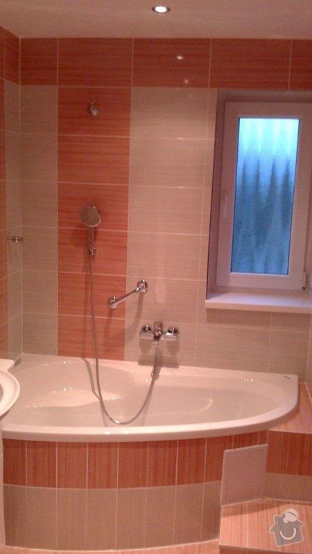 Kompletní rekonstrukce koupelny a toalety: 185-04