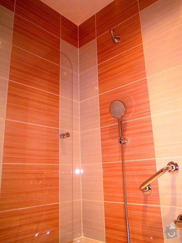 Kompletní rekonstrukce koupelny a toalety: 185-06