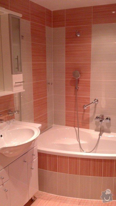 Kompletní rekonstrukce koupelny a toalety: 185-10