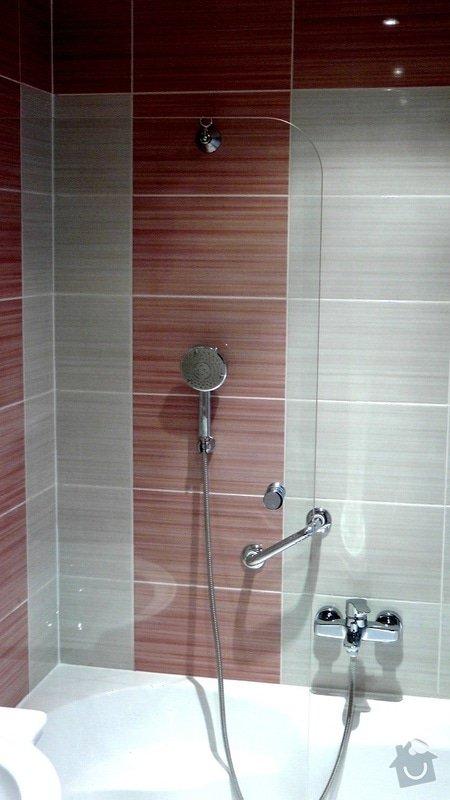 Kompletní rekonstrukce koupelny a toalety: 185-11