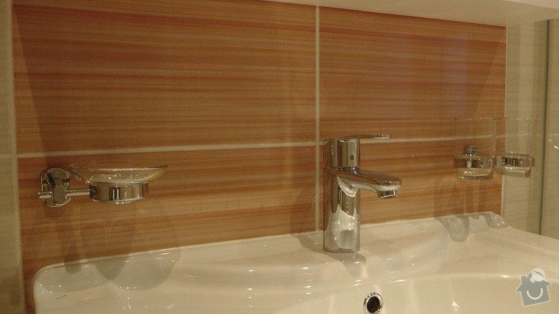 Kompletní rekonstrukce koupelny a toalety: 185-12