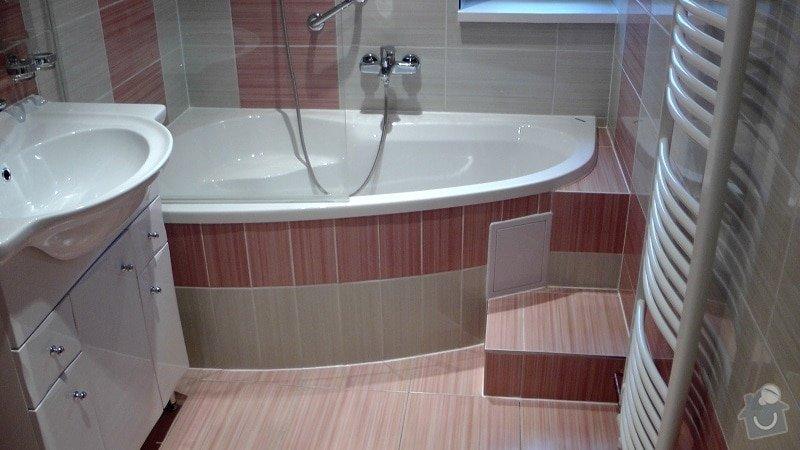 Kompletní rekonstrukce koupelny a toalety: 185-13
