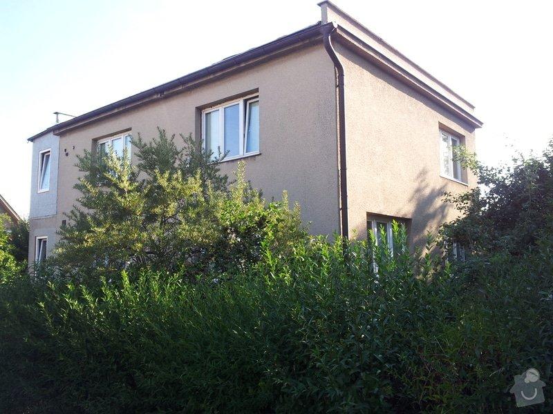 Zateplení fasády Praha 5 - Stodůlky: 20130816_082633