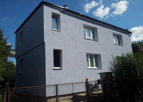 Zateplení fasády Praha 5 - Stodůlky