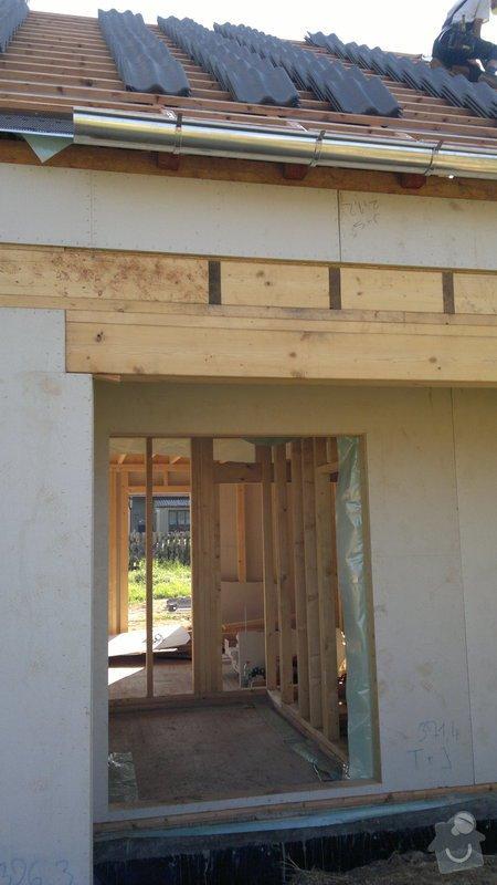 Výstavba dřevostavby: 2013-09-05-750