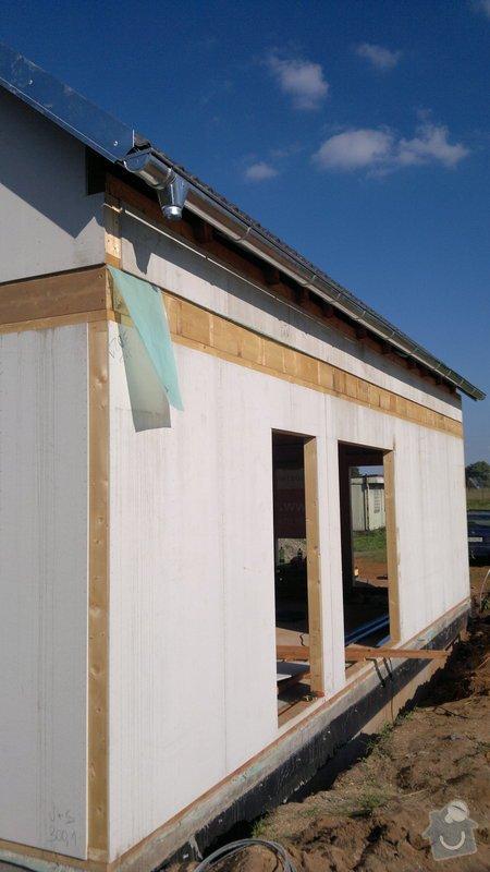 Výstavba dřevostavby: 2013-09-05-752