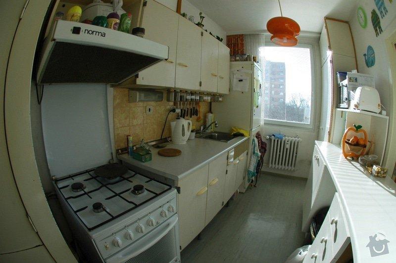 Rekonstrukce kuchyně a chodby (panelový dům, 2005): DSC_5591