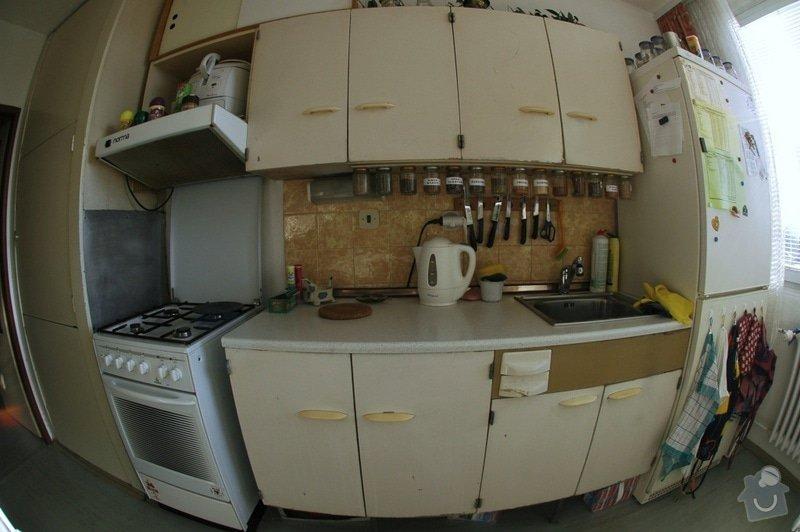 Rekonstrukce kuchyně a chodby (panelový dům, 2005): DSC_5603