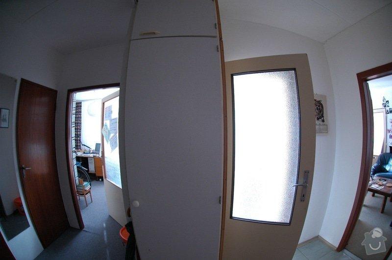 Rekonstrukce kuchyně a chodby (panelový dům, 2005): DSC_5608