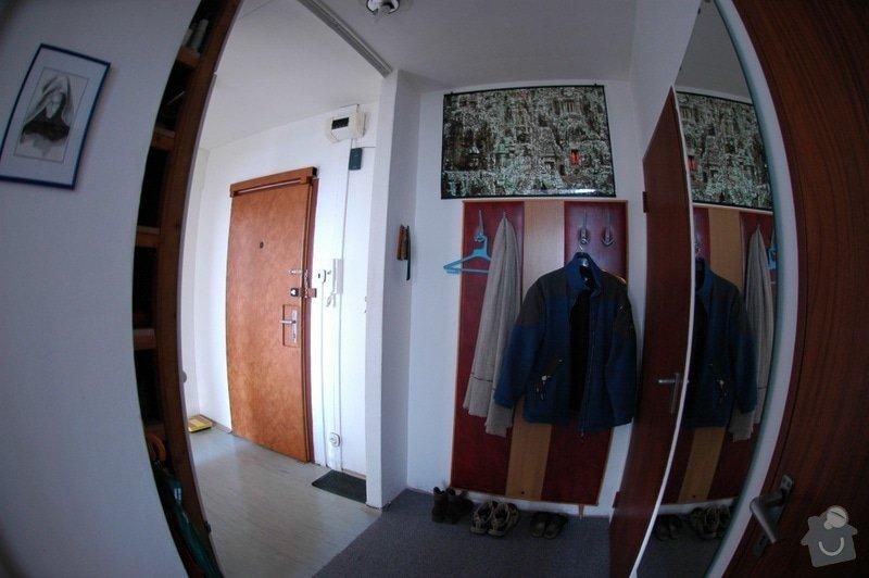 Rekonstrukce kuchyně a chodby (panelový dům, 2005): DSC_5614